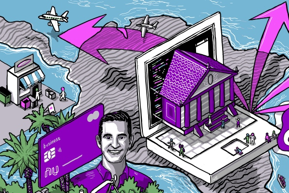 How contrarian hires and a pitch deck started Nubank's $30 billion fintech empire
