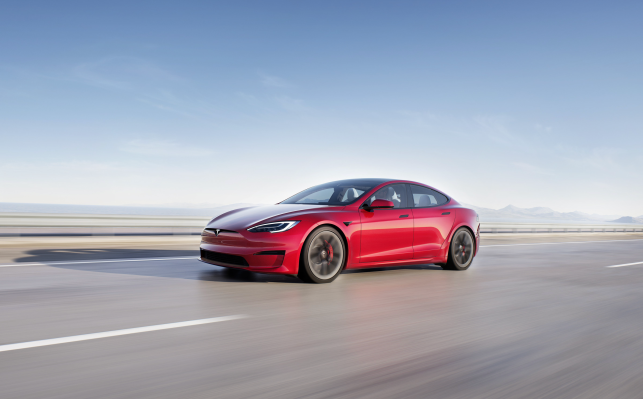 Elon Musk officially hits the brakes on Tesla Model S Plaid+ – TechCrunch