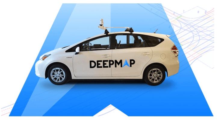 Nvidia acquires hi-def mapping startup DeepMap to bolster AV technology