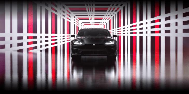 Квартальная прибыль Tesla превысила 1 миллиард долларов