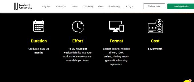 Nexford University Nets $ 10.8 Million in Pre-Series A to Evolve Flexible Distance Learning Platform – TechCrunch