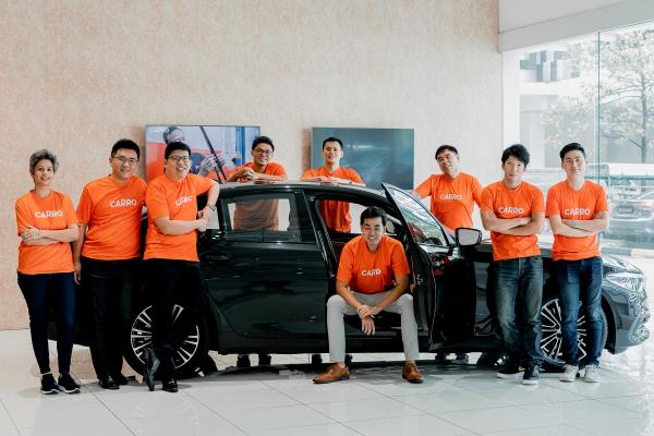 Automotive marketplace Carro hits unicorn status with $360M Series C led by SoftBank Vision Fund 2 - TechCrunch