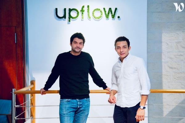 Upflow собирает 15 миллионов долларов для управления вашими неоплаченными счетами