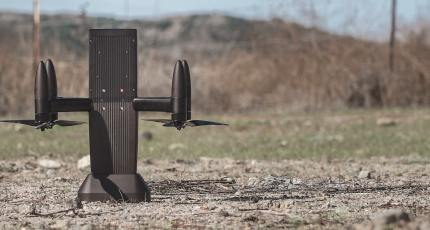 Anduril's Anvil counter-UAS drone
