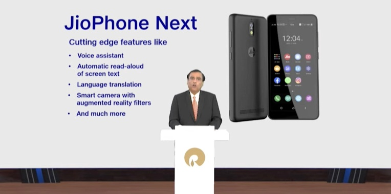 Daily Crunch: Google and Jio Platforms unveil 'extremely optimized Android' phone for Indian consumers