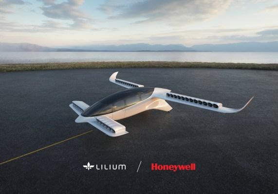Немецкий производитель eVTOL, Lilium, сотрудничает с Honeywell в области систем управления полетом и авионики