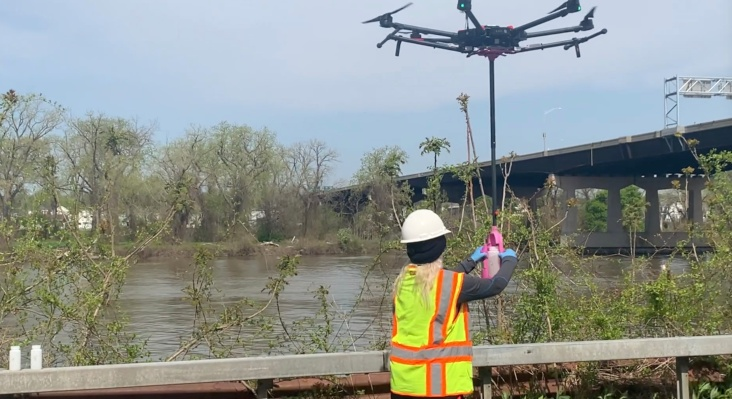 Nixie's drone-based water sampling could save cities time and money