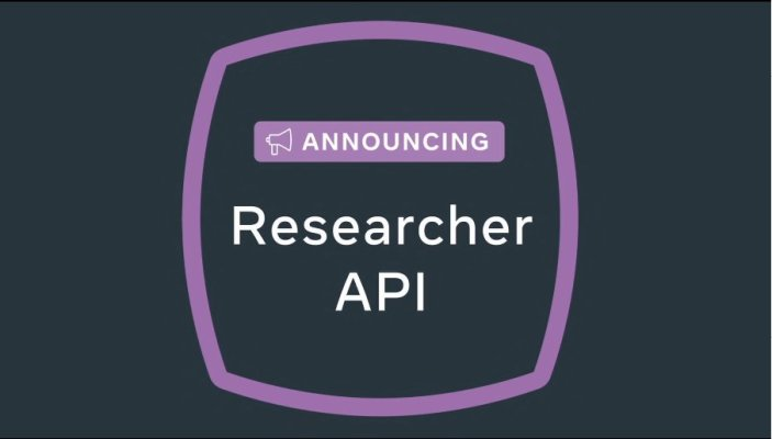 Facebook to launch a 'Researcher API' for the academic community – TechCrunch