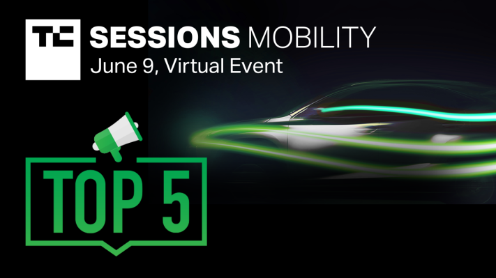 5 Reasons you need to attend TC Sessions: Mobility 2021 – TechCrunch