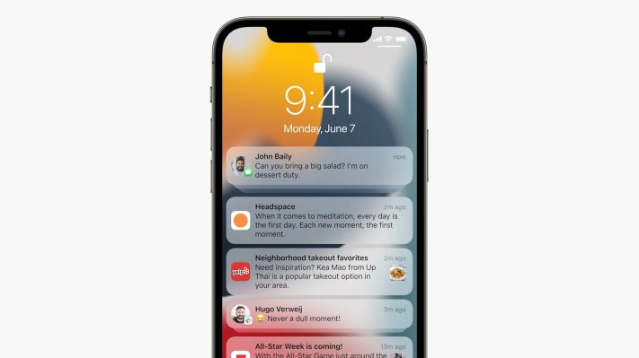 Apple refines iOS 15 notifications with Focus, Summary features – TechCrunch