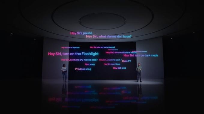 WWDC 2021 on device privacy