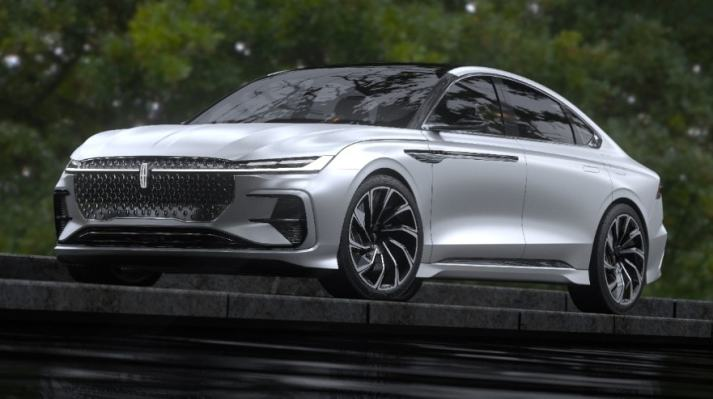 Lincoln's first EV will arrive in 2022 TechCrunch