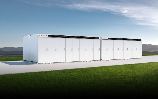 A Tesla Megapack caught fire at the Victorian Big Battery facility in Australia