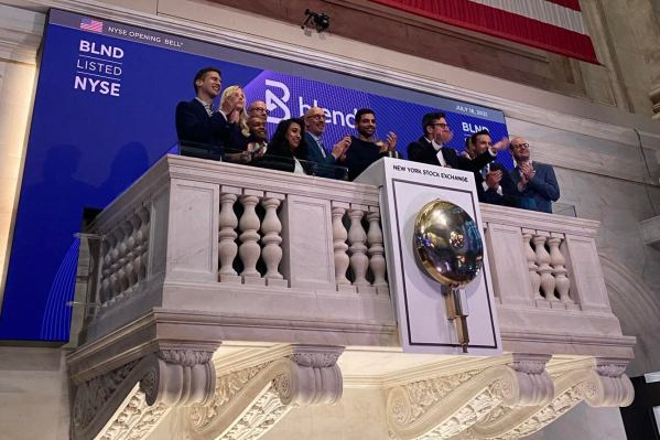 Blend nyse
