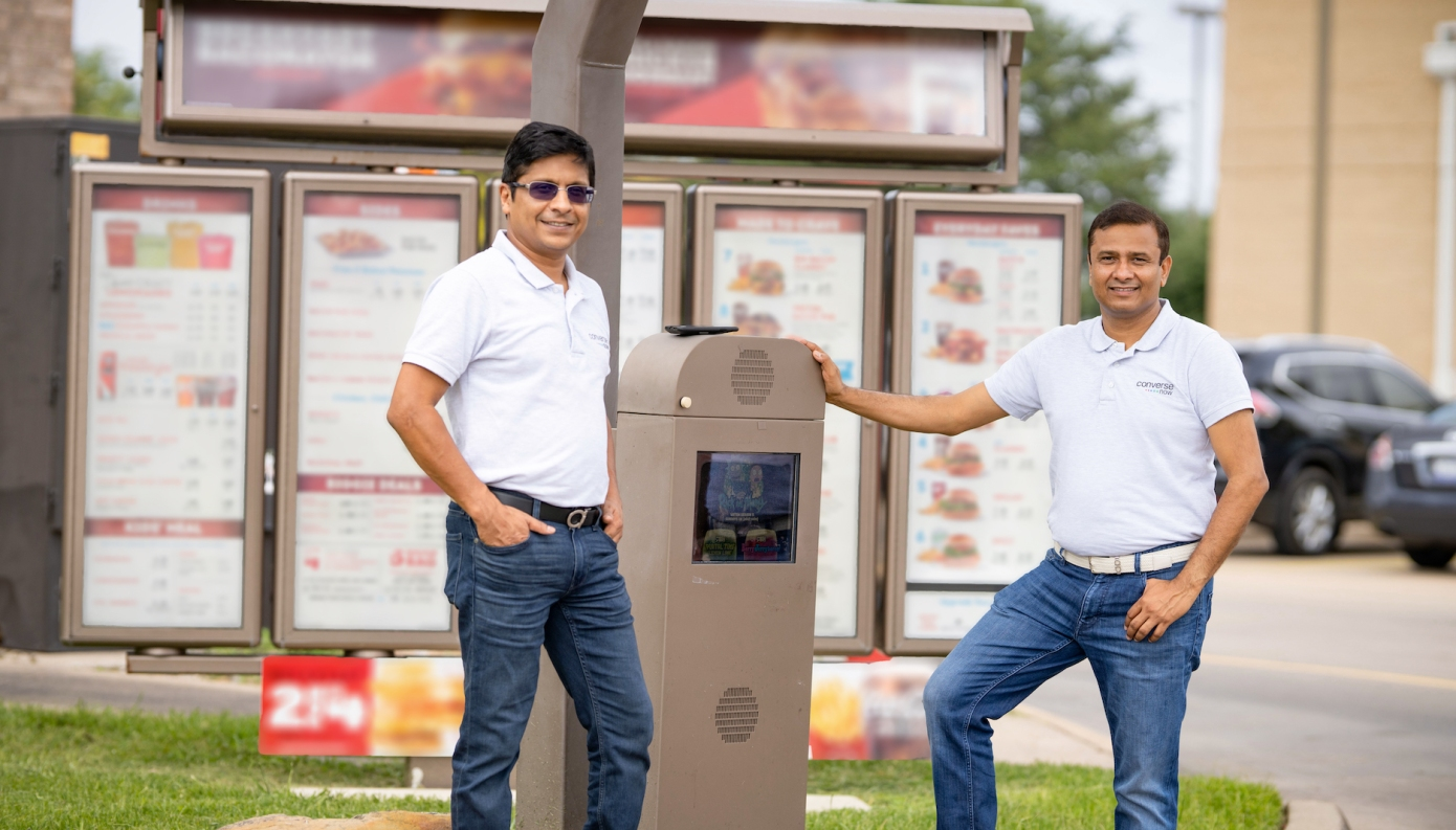 ConverseNow is targeting restaurant drive-thrus with $15MM Series A