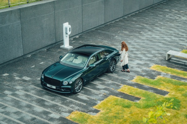 Bentley reveals Flying Spur Hybrid, its latest in the push toward electric � TechCrunch