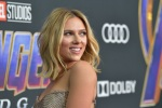 """Scarlett Johansson attends the world premiere of Walt Disney Studios Motion Pictures """"Avengers: Endgame"""" at the Los Angeles Convention Center on April 22, 2019 in Los Angeles, California."""
