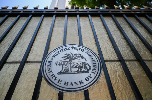 India's central bank says growing presence of Big Tech in financial services a concern