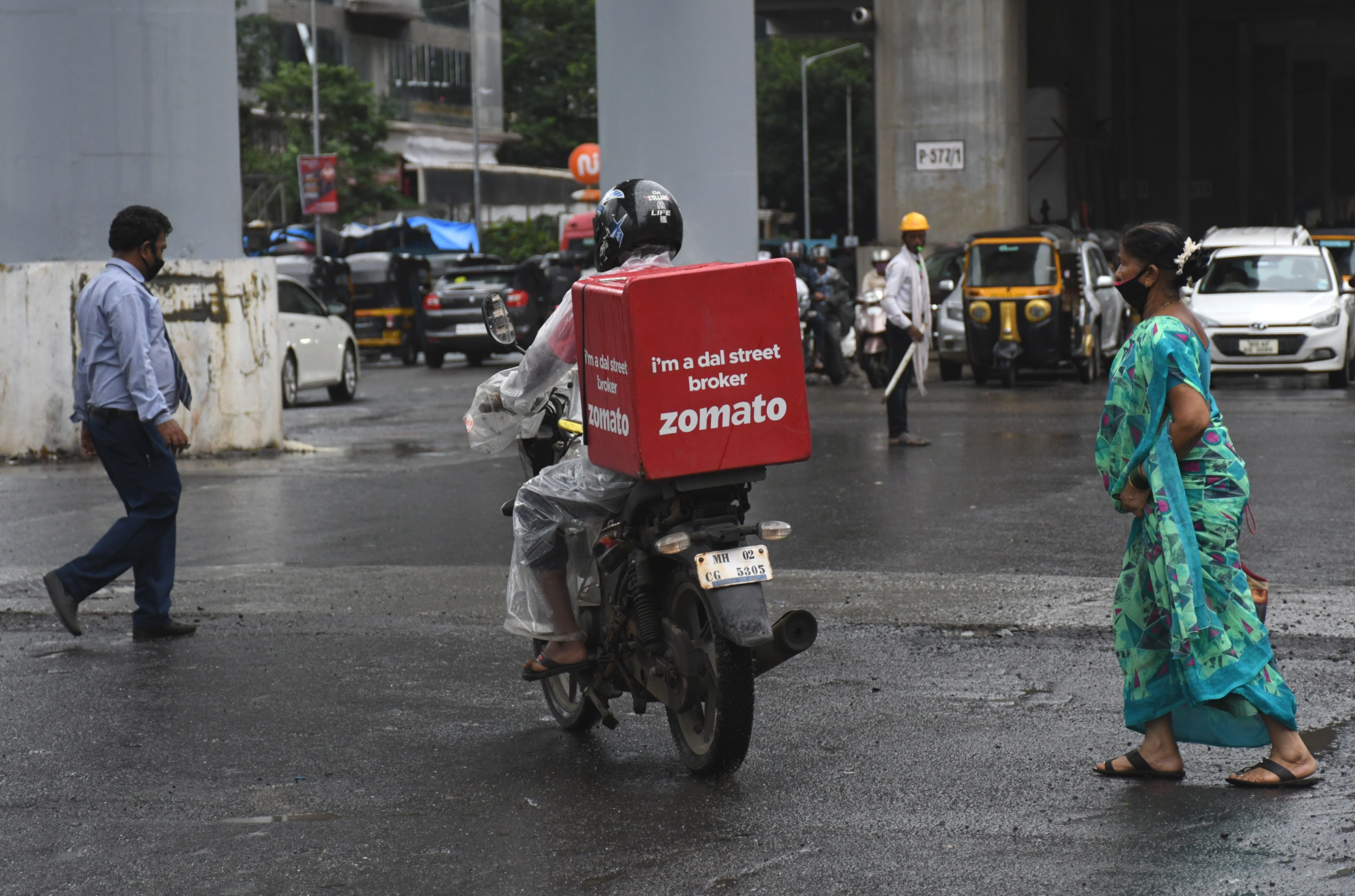 techcrunch.com - Manish Singh - Food delivery firm Zomato surges 65% in key India debut