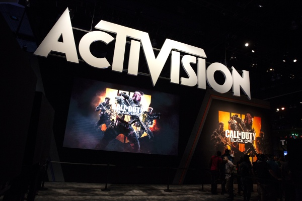 photo of Activision Blizzard confirms SEC investigation, loses chief legal officer image