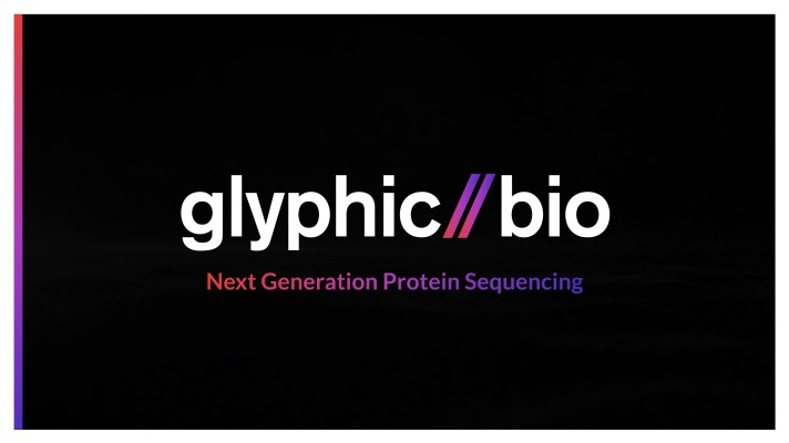 Glyphic Biotechnologies raises $6M to accelerate protein sequencing by orders of magnitude � TechCrunch