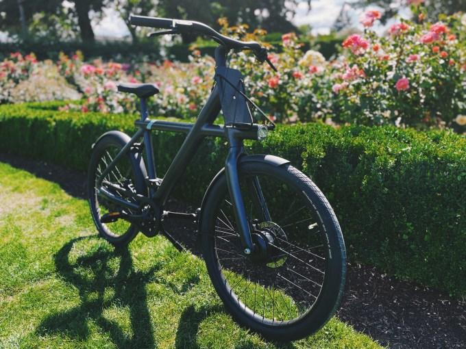 IMG 0113 VanMoof X3 e-bike review: Transportation revelation – TechCrunch
