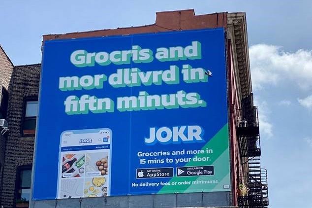 JOKR poster