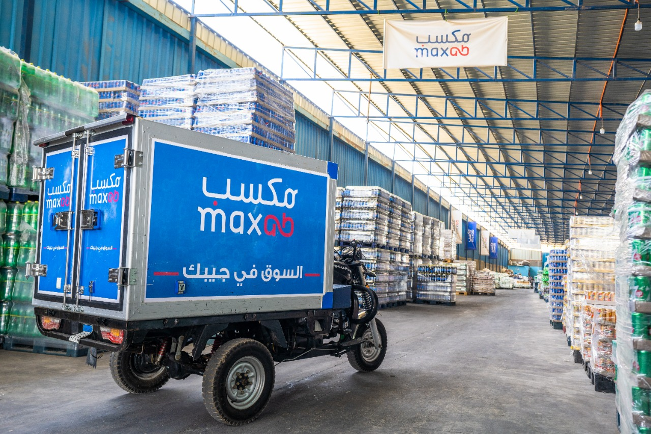 MaxAB, the Egyptian B2B food and grocery delivery startup, raises M