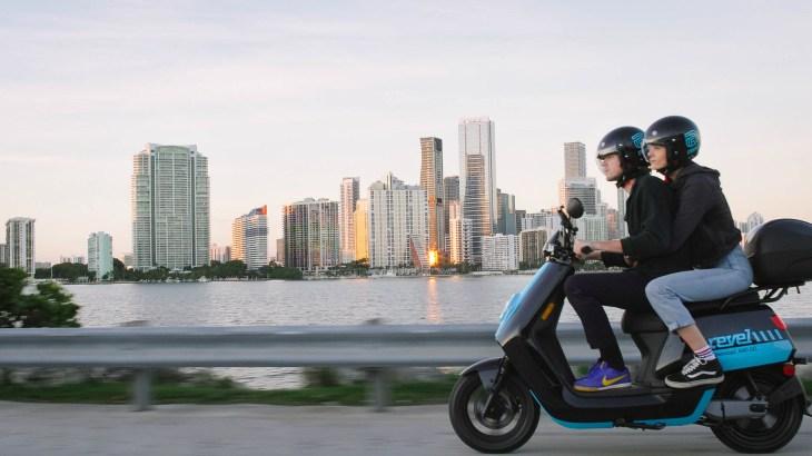 Revel e-moped