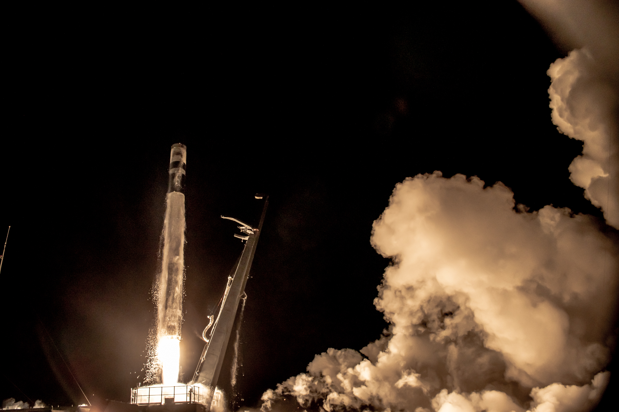 Astra launch goes awry – TechCrunch