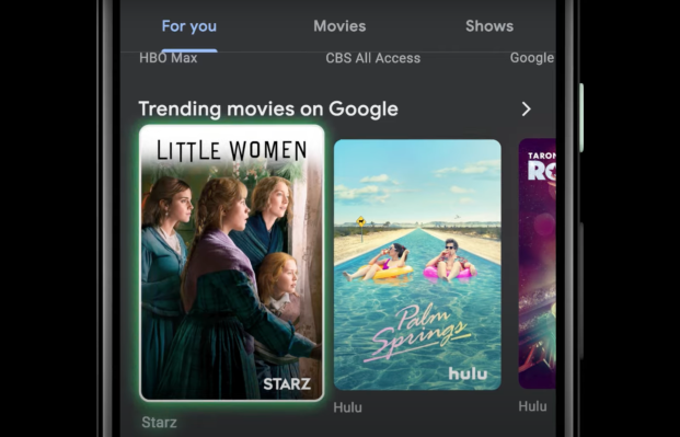 Google TV mobile app redesign adds new services and recommendations � TechCrunch