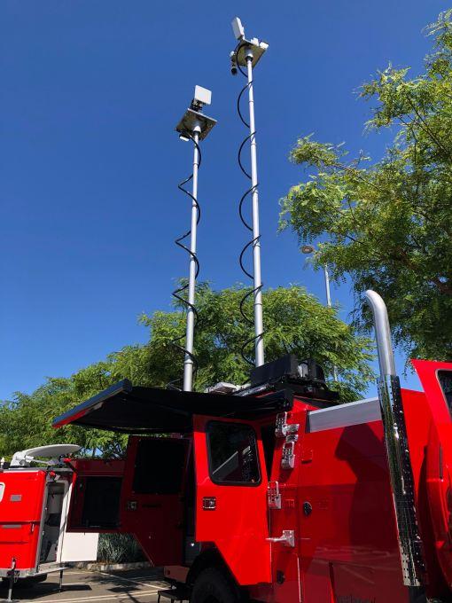 Verizon demos THOR, its new vehicle for frontline rapid humanitarian response – TechCrunch 3
