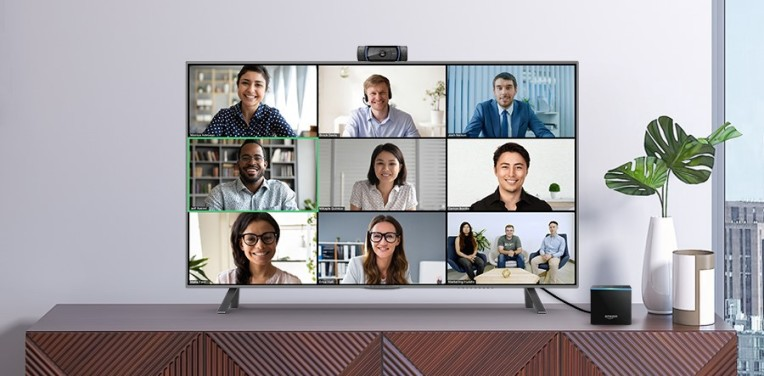 Amazon's Fire TV Cube now supports Zoom calls on your TV