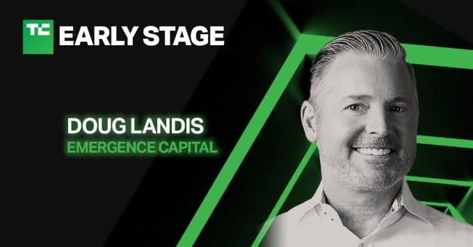 Emergence Capital's Doug Landis explains how to identify (and tell) your startup story image
