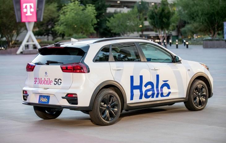 Halo sẽ ra mắt dịch vụ xe hơi điều khiển từ xa chạy bằng 5G tại Las Vegas