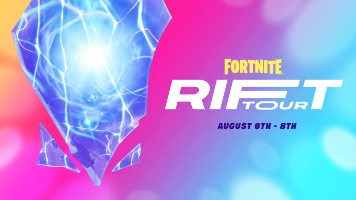 Fortnite's new 'superstar' virtual music tour kicks off next week