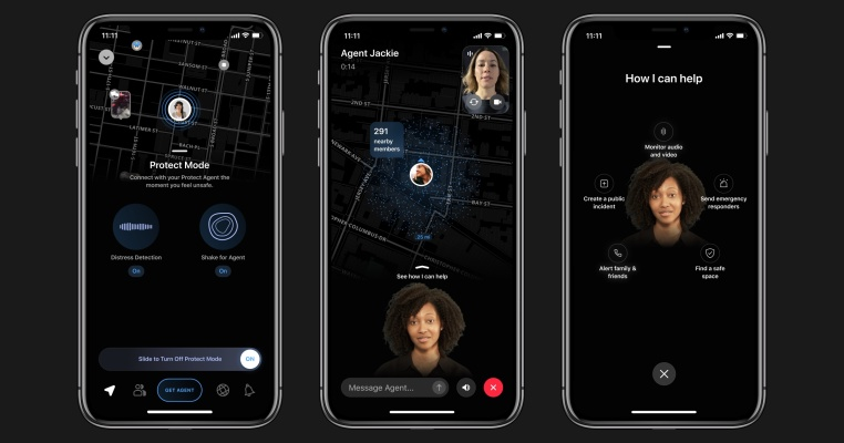 Controversial crime app Citizen launches 20month Protect service