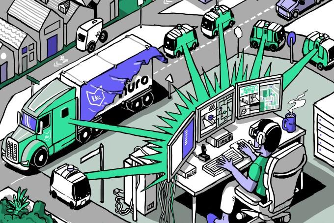 The Nuro EC-1 image