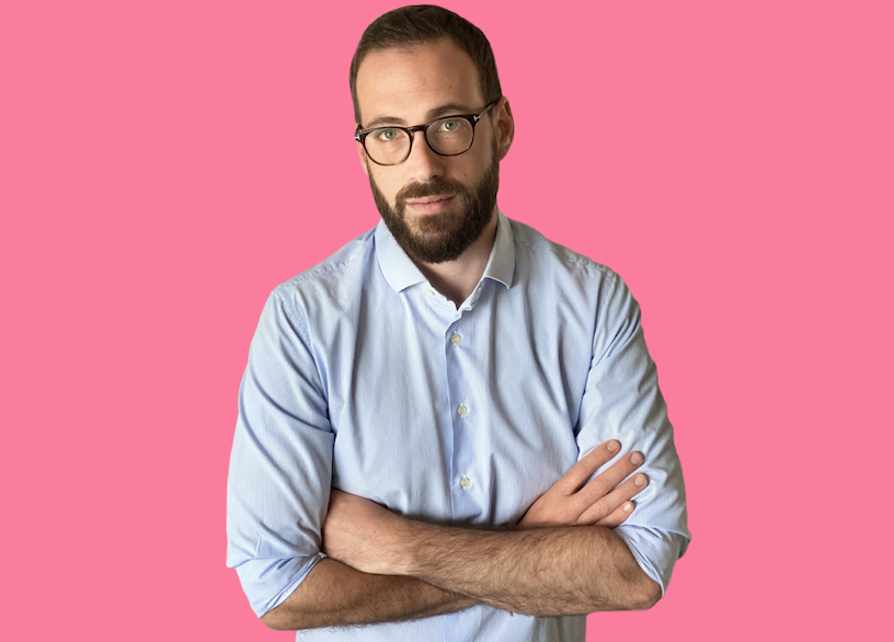 Kroo CEO Andrea de Gottardo