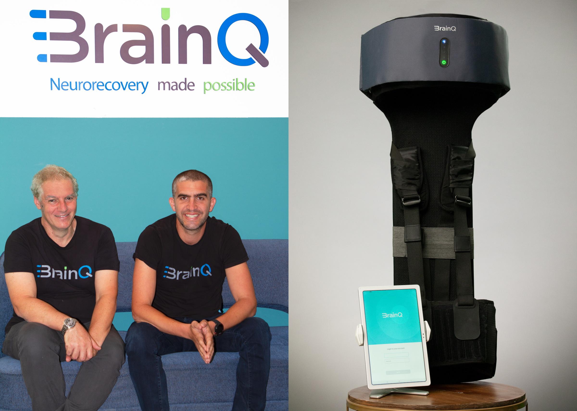 BrainQ founders