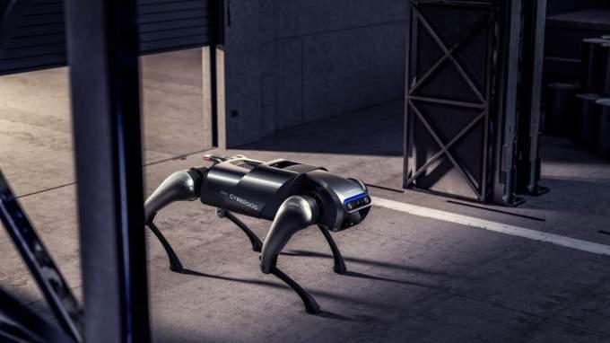 Xiaomi's new robot CyberDog
