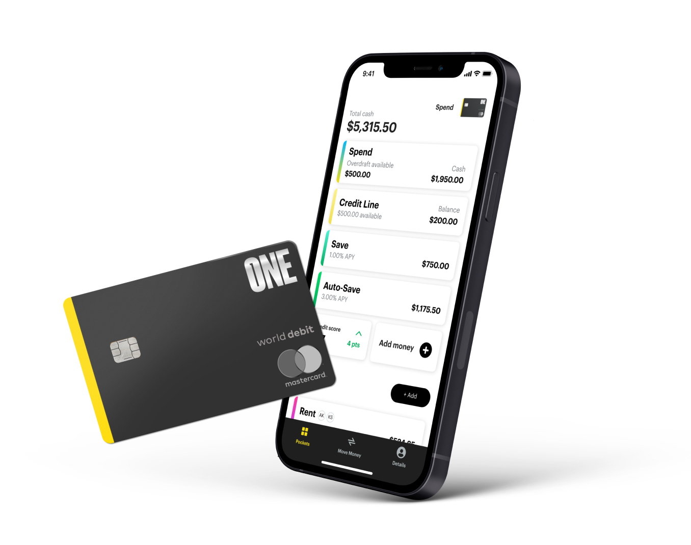 One raises M to offer 'all-in-one' financial services