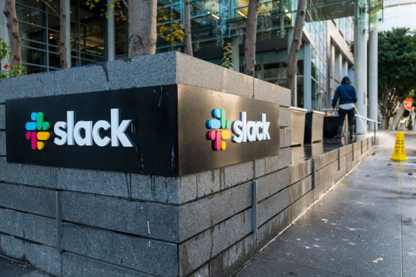 When Salesforce acquired Slack at the end of last year for almost $28 billion, you had to figure they had some big plans for the company. Today the CR