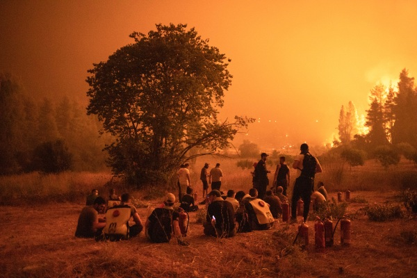 Following the IPCC�s report, we need more technology to respond to more disasters � TechCrunch