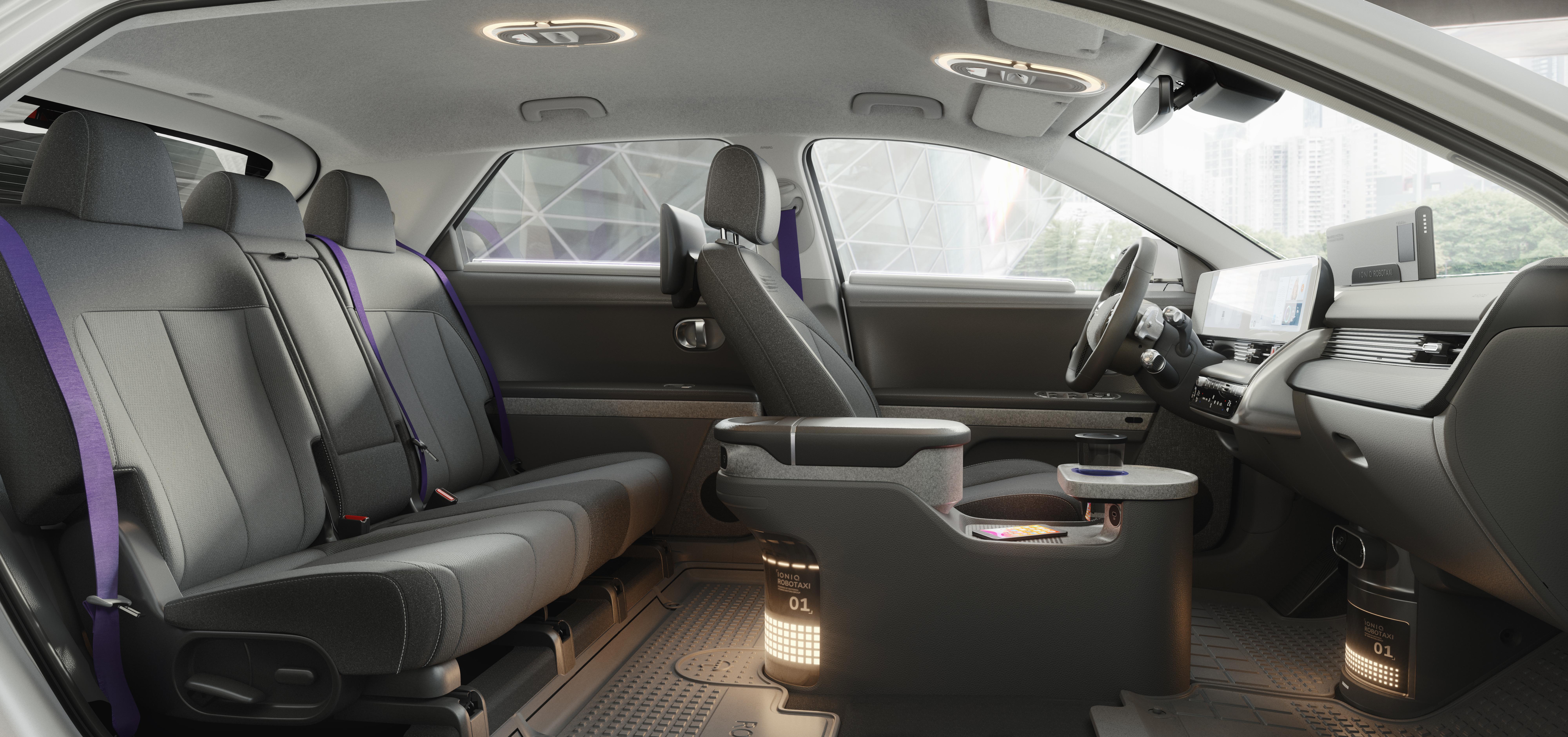 Motional-Hyundai IONIQ 5 Robotaxi