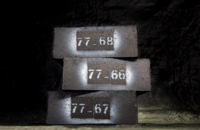 MGA Thermal's modular energy storage blocks