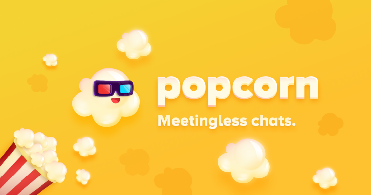 Popcorn's new app brings short-form video to the workplace – TechCrunch