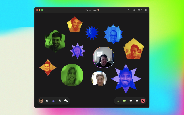 Macro relaunches its Zoom skin to focus on self-expression and inclusion – TechCrunch
