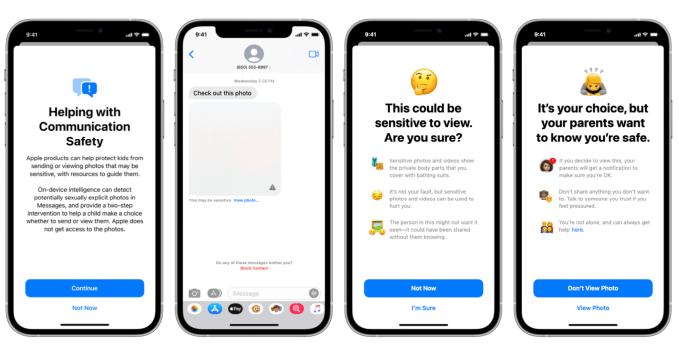 Apple vai procurar fotos íntimas no iphone para combater abuso infantil