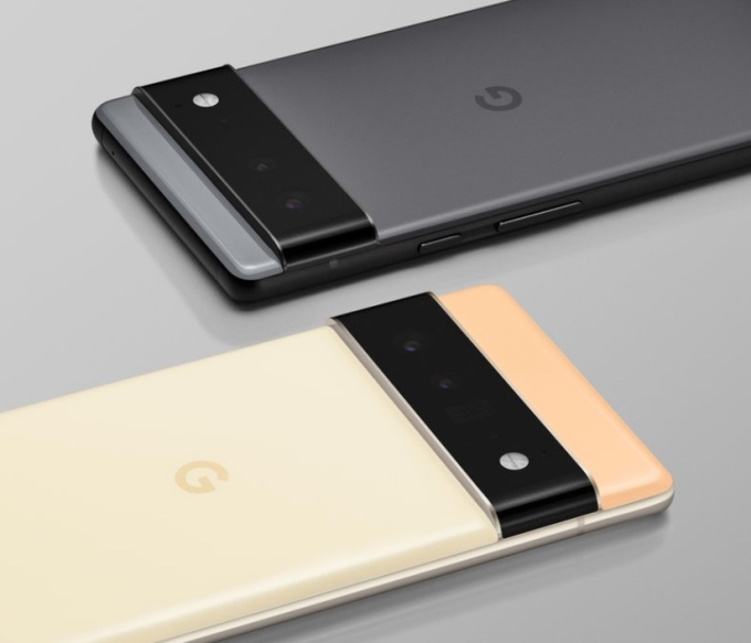 Google gives the world its first official glimpse of the Pixel 6 – TechCrunch
